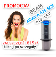 Alliance 675 SCE beam